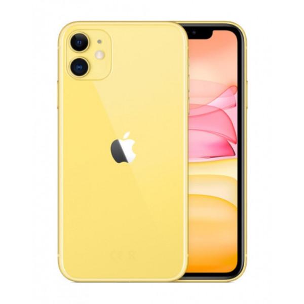 Apple iPhone 11 64GB (Yellow) (MWLA2) UACRF