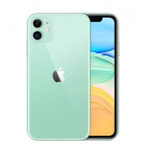 Apple iPhone 11 64GB (Green) (MWLD2) UACRF