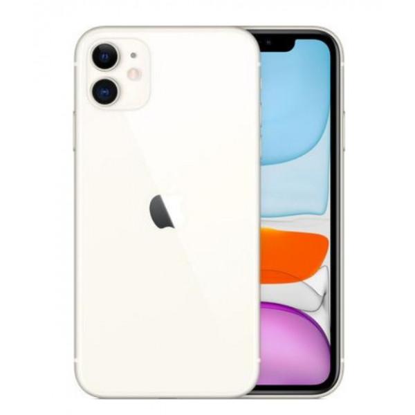 Apple iPhone 11 64GB (White) (MWL82) UACRF