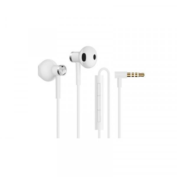 Наушники с микрофоном Xiaomi Mi Dual Driver Earphones White (ZBW4406TY)