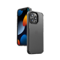 Чехол iPhone 13 Pro Max AmazingThing Titan Pro Dropproof Case (Galaxy Black)
