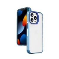 Чехол iPhone 13 Pro AmazingThing Titan Pro Dropproof Case (Dark Blue)