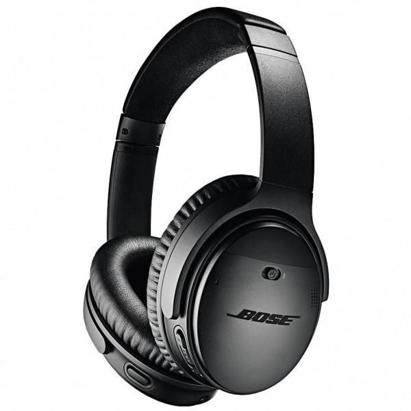 Наушники с микрофоном Bose QuietComfort 35 II Black 789564-0010