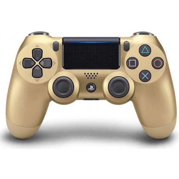 Геймпад Sony DualShock 4 V2 Gold (9895558)