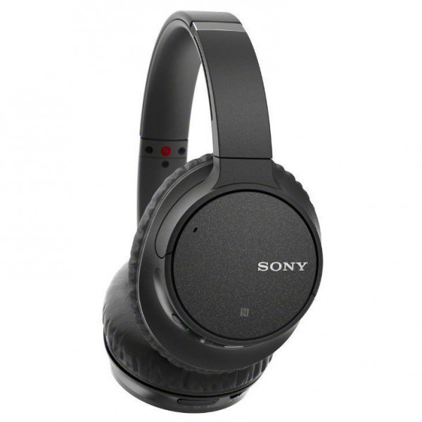 Наушники с микрофоном Sony WH-CH700N black (WH-CH700NB)