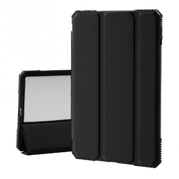 Чехол для iPad Pro 12.9 (2020) Blueo Ape Case with Leather Sneath (Black)