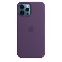 Чехол iPhone 12 Pro Max Apple Silicone Case (Amethyst)