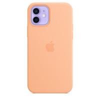 Чехол iPhone 12/12 Pro Apple Silicone Case (Cantaloupe)
