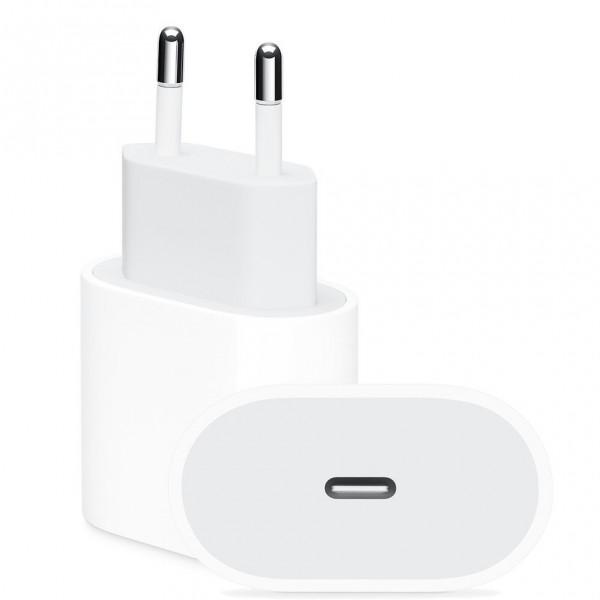 Сетевое зарядное устройство Apple 20W USB-C Power Adapter MHJ83ZM/A