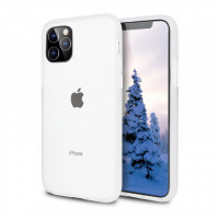 Чехол iPhone 12 Pro Max Gingle Case (white)
