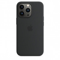 Чехол для iPhone 13 Pro Max Apple Silicone Case with MagSafe (Midnight)
