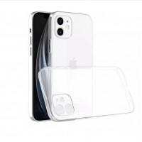 Чехол iPhone 12 Baseus Simple Case (Transparent)