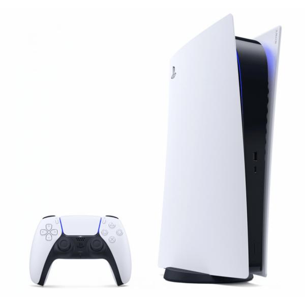 Стационарная игровая приставка Sony PlayStation 5 Blue Ray 825 GB