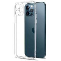 Чехол iPhone 12 Pro Max Clear Case Full Camera Series (transparent)