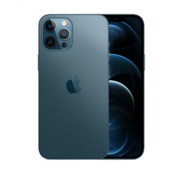 Apple iPhone 12 Pro Max 128GB (Pacific Blue) (MGDA3) UACRF