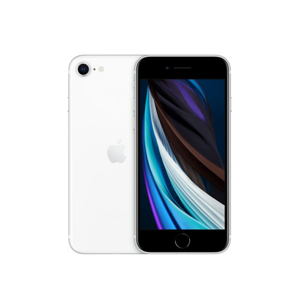 Apple iPhone SE 2020 64GB Slim Box White (MHGQ3)