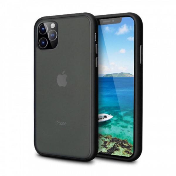Чехол iPhone 12 Pro Max Gingle Case (black)