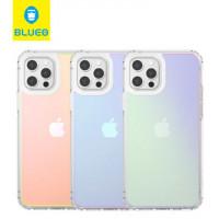 Чехол iPhone 12/12 Pro Blueo Colorful Drop Resistance Case (Blue)