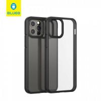 Чехол iPhone 12/12 Pro Blueo Crystal Drop Pro Resistance Phone Case (Black)