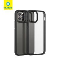 Чехол iPhone 12 Pro Max Blueo Crystal Drop Resistance Phone Case (Black)