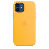 Чехол iPhone 12/12 Pro Apple Silicone Case (Sunflower)