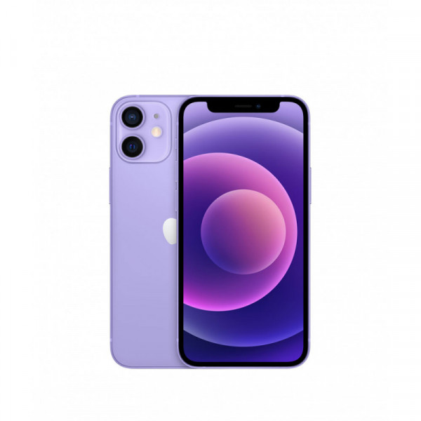 Apple iPhone 12 mini 128GB Purple (MJQG3)