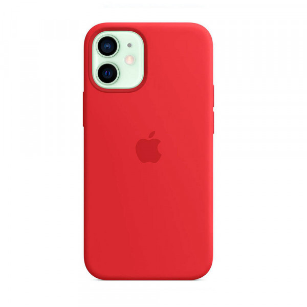Чехол iPhone 12/12 Pro Apple Silicone Case (Red)