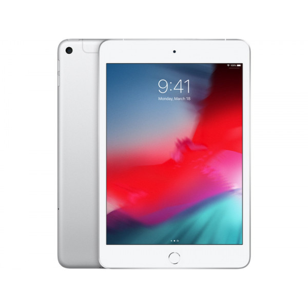 Apple iPad mini 5 Wi-Fi + Cellular 64GB Silver (MUX62RK/A) UACRF