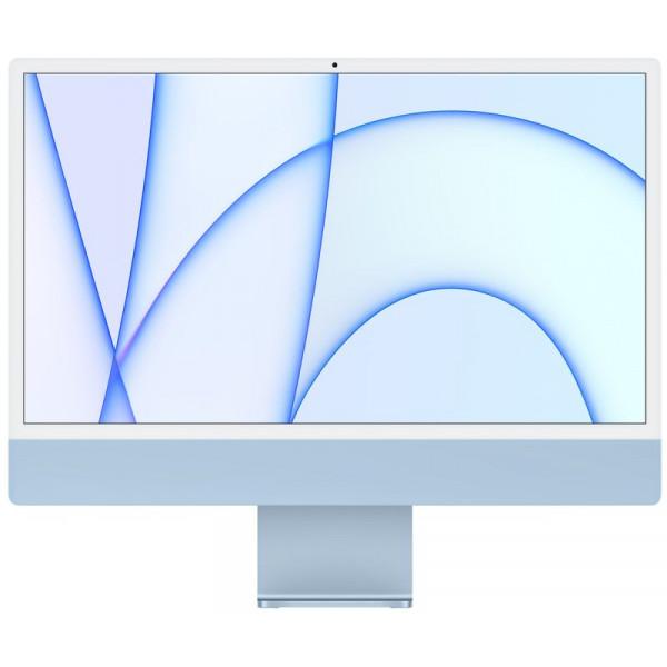 """Apple iMac M1 24"""" 4.5K 256GB 7GPU (MJV93) (Blue)"""