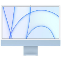 "Apple iMac M1 24"" 4.5K 256GB 8GPU (MGPK3) (Blue)"
