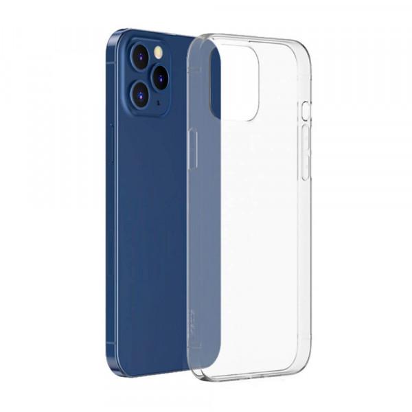 Чехол iPhone 12/12 Pro Apple Clear Case  (Transparent)