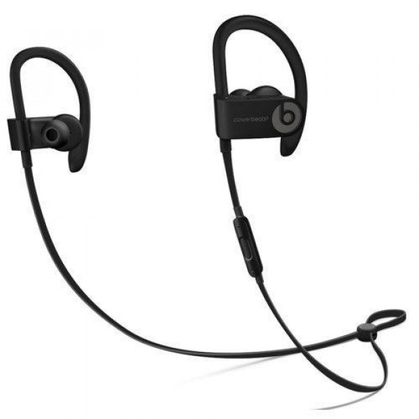 Наушники с микрофоном Beats by Dr. Dre Powerbeats3 Wireless Black (ML8V2)