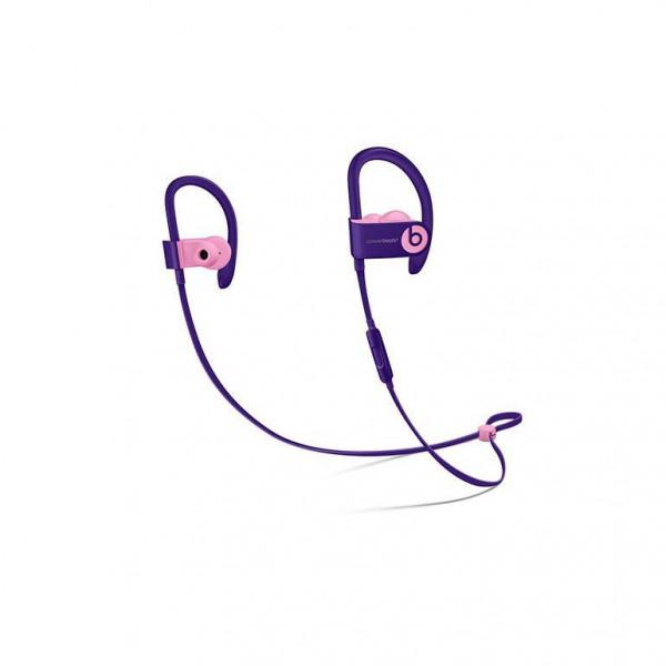 Наушники с микрофоном Beats by Dr. Dre Powerbeats3 Wireless Earphones Pop Violet (MREW2)