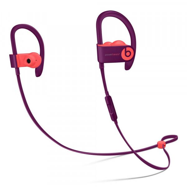 Наушники с микрофоном Beats by Dr. Dre Powerbeats3 Wireless Earphones Pop Magenta (MRER2)