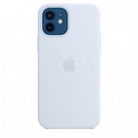 Чехол iPhone 12/12 Pro Apple Silicone Case (Cloud Blue)
