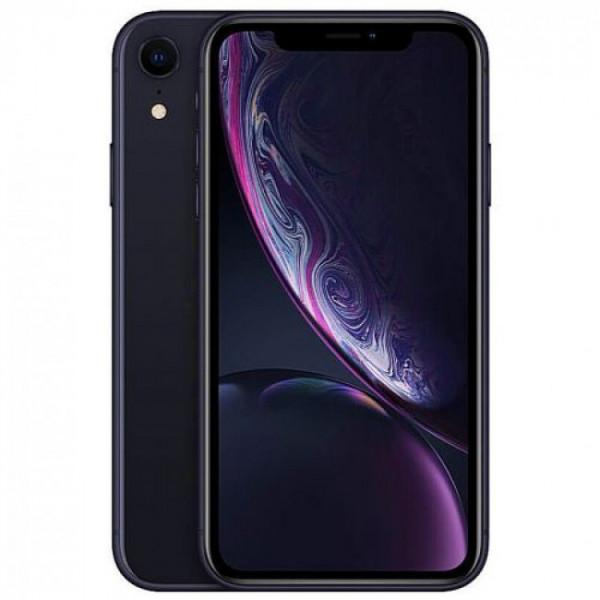 Apple iPhone XR 64GB (Black) (MRY42) UACRF