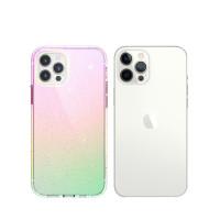 Чехол iPhone 12/12 Pro Blueo Crystal Drop Pro Resistance Phone Case (Light Nebula)