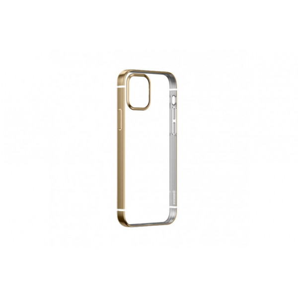 Чехол iPhone 12/12 Pro Baseus Shinig Case (Gold)