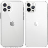 Чехол iPhone 12/12 Pro Blueo Crystal Drop Pro Resistance Phone Case (Transparent)