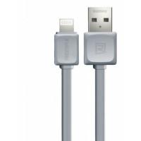 Кабель Apple Lightning Remax Fast Data RC-008m (USB)(1m) (Цветной) фото 2