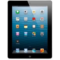 Apple iPad 4 Wi-Fi 16 GB Black (MD510) фото 2