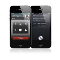 Apple iPhone 4 8GB (Black)  (Refurbished) фото 2
