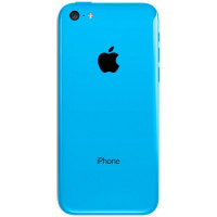 Apple iPhone 5C 32GB (Blue) (Refurbished) фото 2