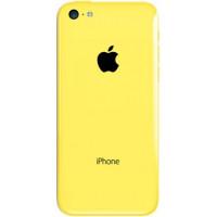 Apple iPhone 5C 32GB (Yellow) (Refurbished) фото 2