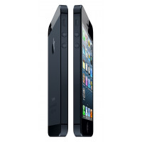 Apple iPhone 5 64GB (Black) (Refurbished) фото 2
