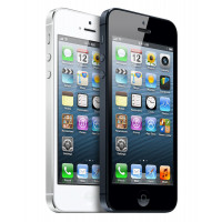 Apple iPhone 5 16GB (White) (Refurbished) фото 2