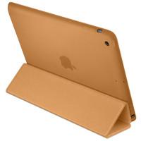 Чехол Книжка для iPad Air Smart Case (Коричневый) (Кожа) фото 2