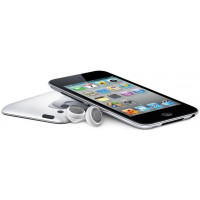 Apple iPod touch 5Gen 16GB Black&Silver (ME643) фото 2