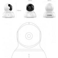 IP-камера Xiaomi Cam YI Dome Camera 360 720P (Белый) фото 2