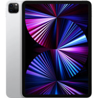 Apple iPad Pro 11 2021 Wi-Fi + Cellular 512GB Silver (MHMY3)